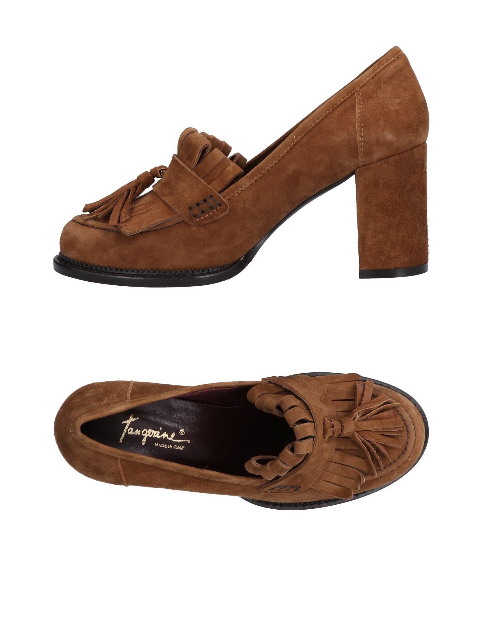 Tangerine Loafers online - Women Tangerine Loafers online Loafers on  United Kingdom - 11473165SI 328754