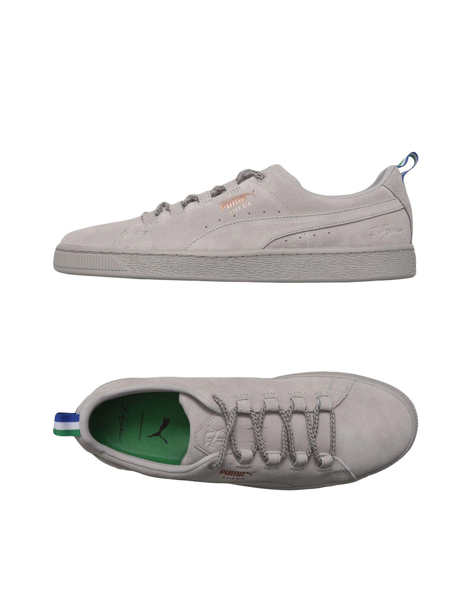 Rabatt echte Schuhe Puma X Big Sean Suede Big Sean  11473170NJ
