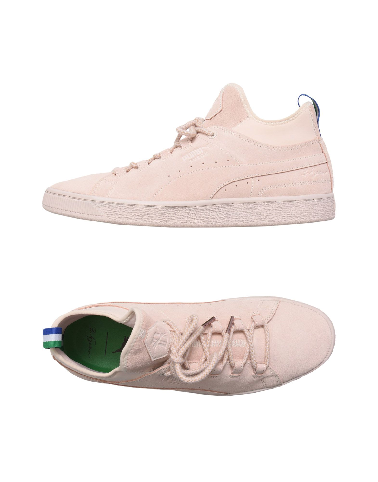 Sneakers Puma X Big Sean Suede Mid Big Sean - Donna - Acquista online su
