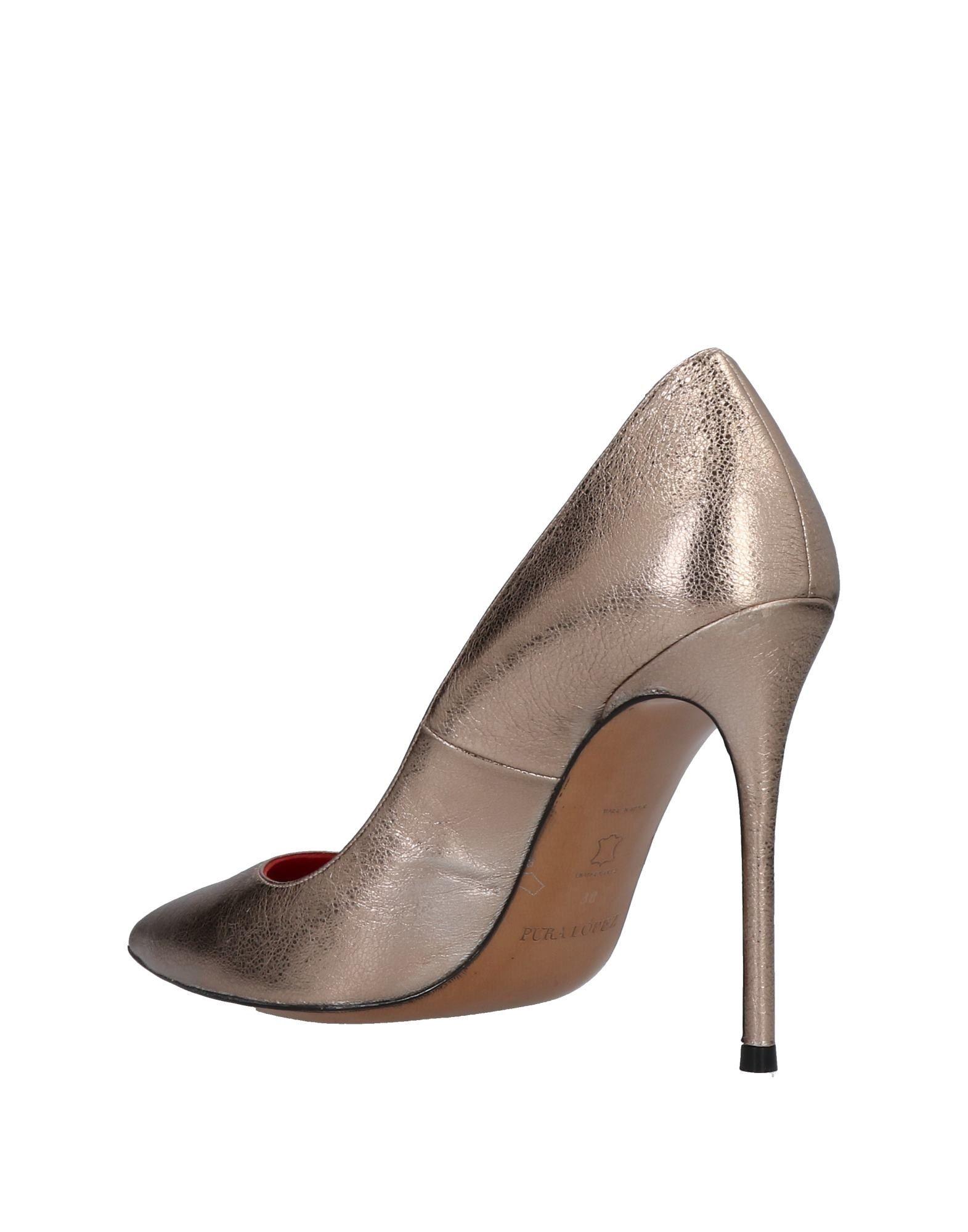Pura López Pumps aussehende Damen  11473202IFGut aussehende Pumps strapazierfähige Schuhe 305863
