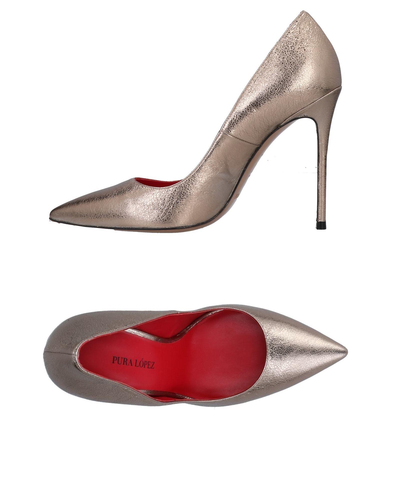 Pura López Pumps Damen  11473202IFGut aussehende strapazierfähige Schuhe