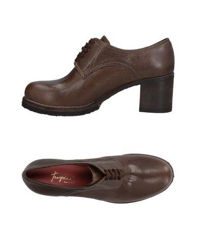 Zapato De Cordones Tangerine Mujer - Zapatos De Cordones Tangerine - 11473218NB Caqui