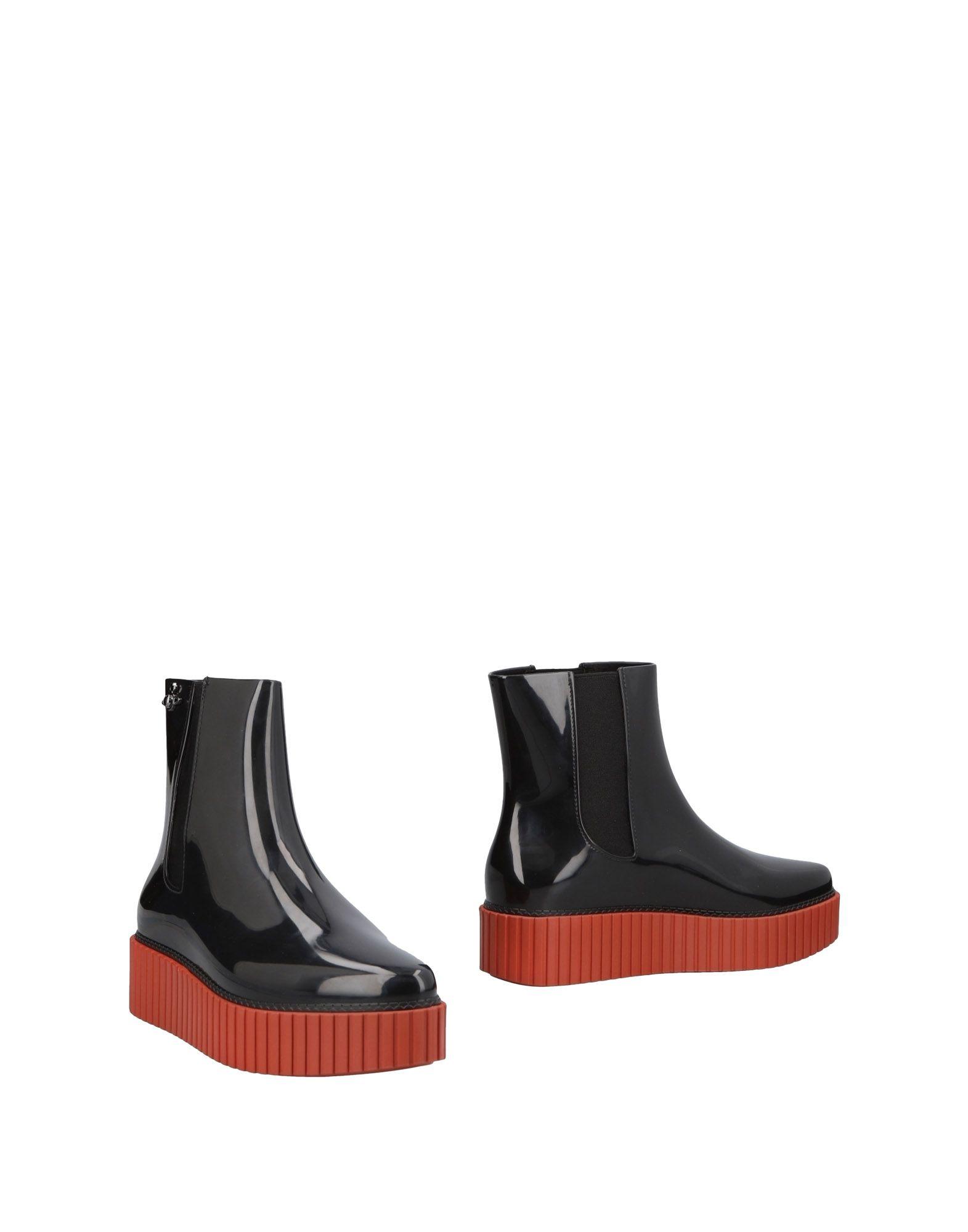 Gut um billige Schuhe zu tragenVivienne Westwood Anglomania + Melissa Chelsea Boots Damen  11473238NO