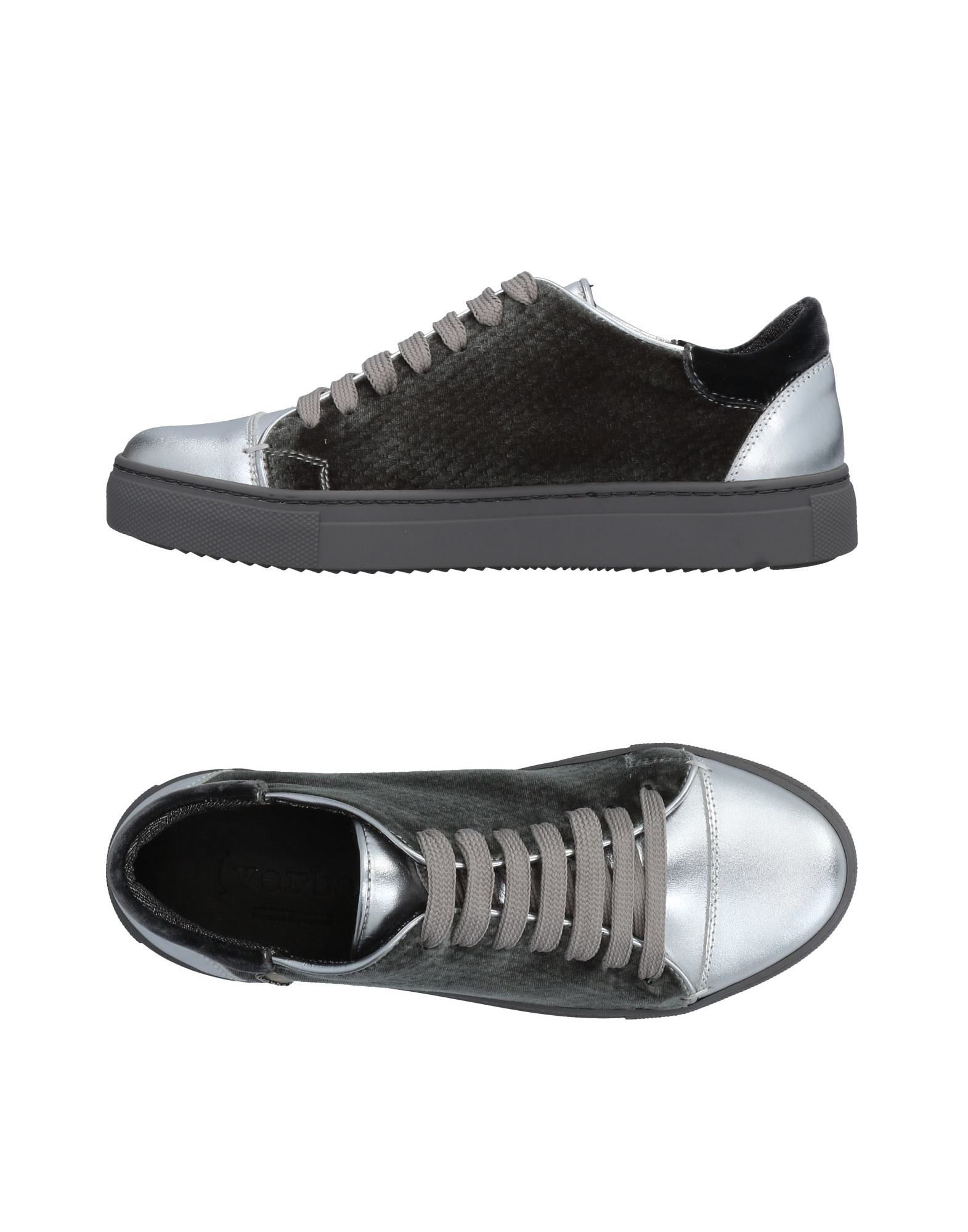 Baskets ( Verba ) Femme - Baskets ( Verba ) Argent Chaussures casual sauvages