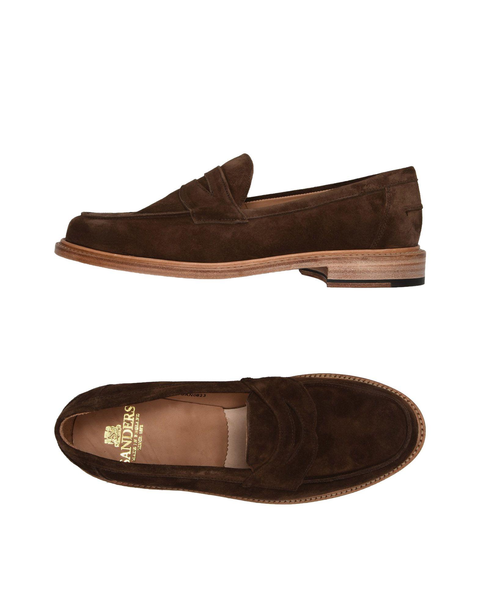 Mocassino Sanders Butt Seam Loafer, Leather Sole - Donna - Acquista online su