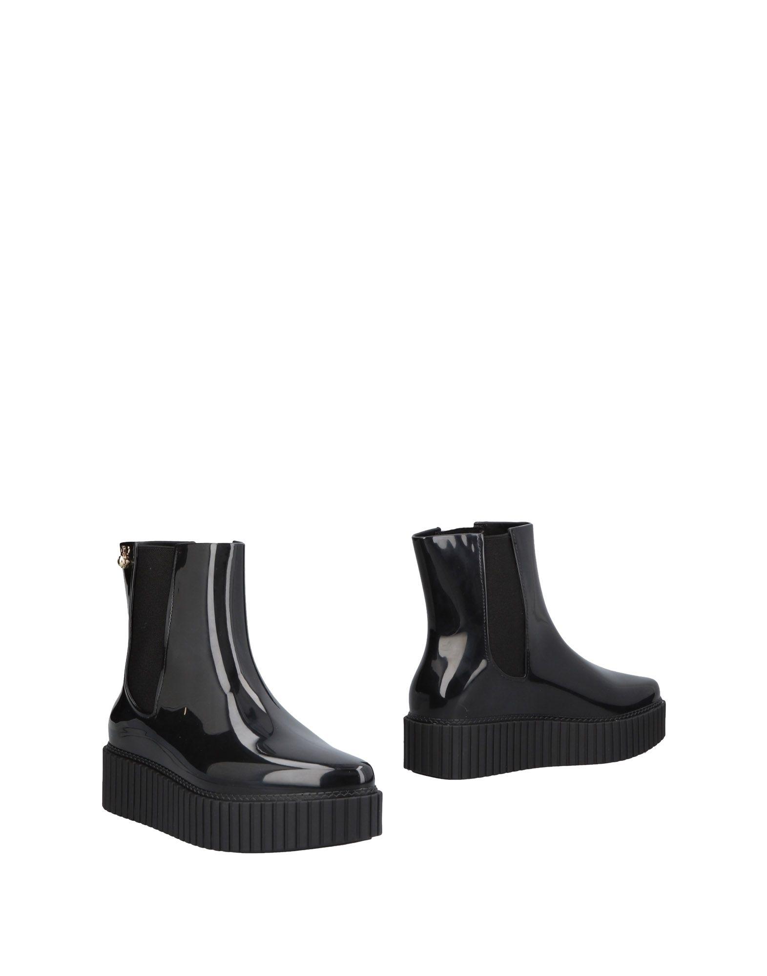 Gut um billige Schuhe zu tragenVivienne Westwood Anglomania +  Melissa Chelsea Boots Damen  + 11473301DT 652ccd