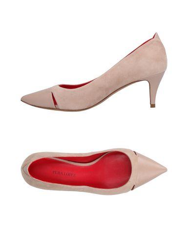 Gran descuento Zapato De Salón Versace Mujer - Salones Versace - 11463431HP Berenjena