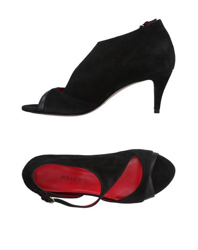 Zapatos casuales salvajes Sandalia Pura López Mujer - - Sandalias Pura López - Mujer 11473309XH Negro 9b18c8