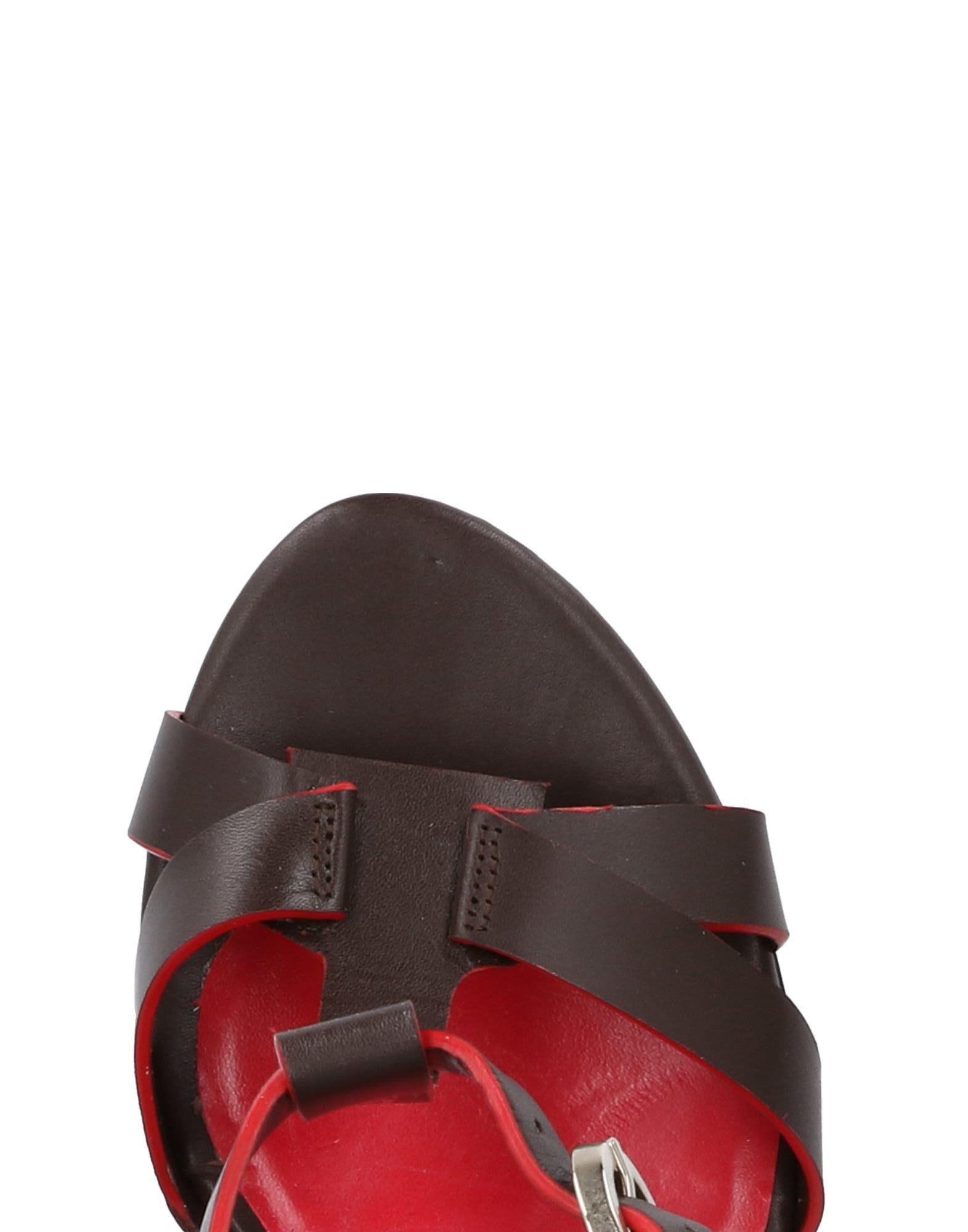 Stilvolle billige Schuhe Pura  López Sandalen Damen  Pura 11473324VD 3571cd