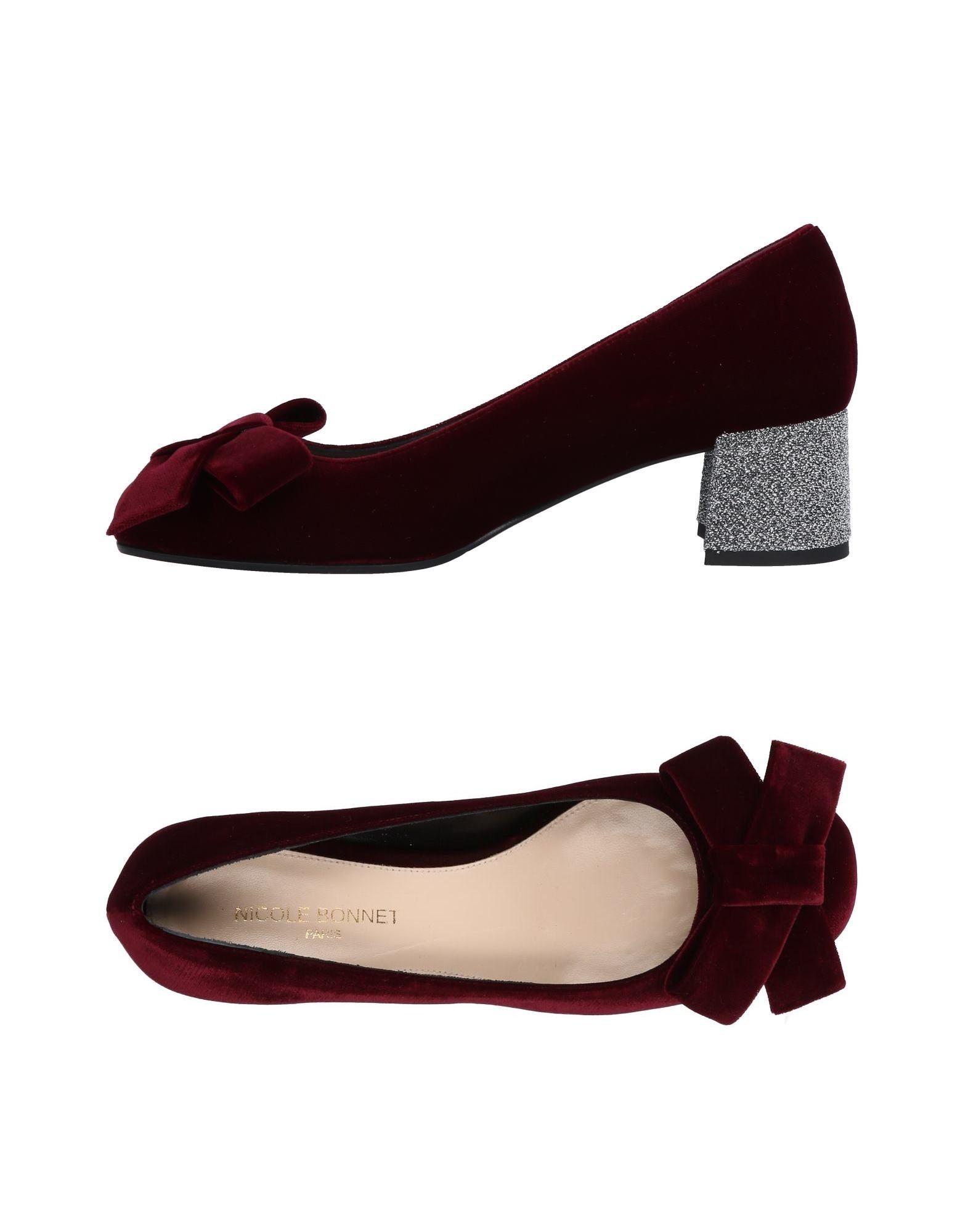 Nicole Bonnet Paris Pumps Damen  11473339WR Neue Schuhe