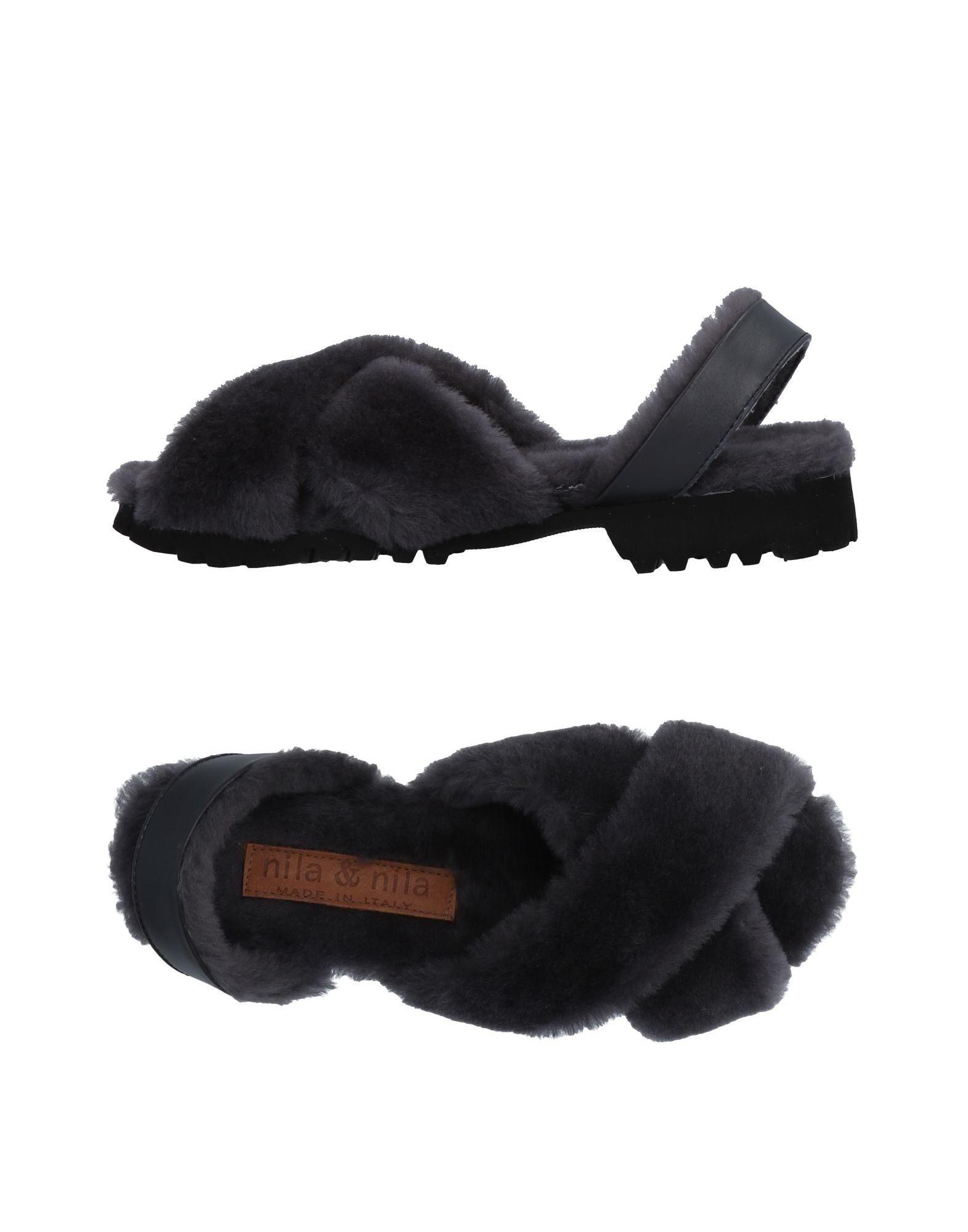 Nila & Nila Sandalen Damen  11473390KT Gute Qualität beliebte Schuhe