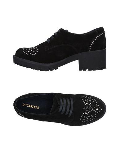 Zapatos cómodos y versátiles Zapato De Cordones Docksteps Mujer - Zapatos De Cordones Docksteps - 11473401XL Negro