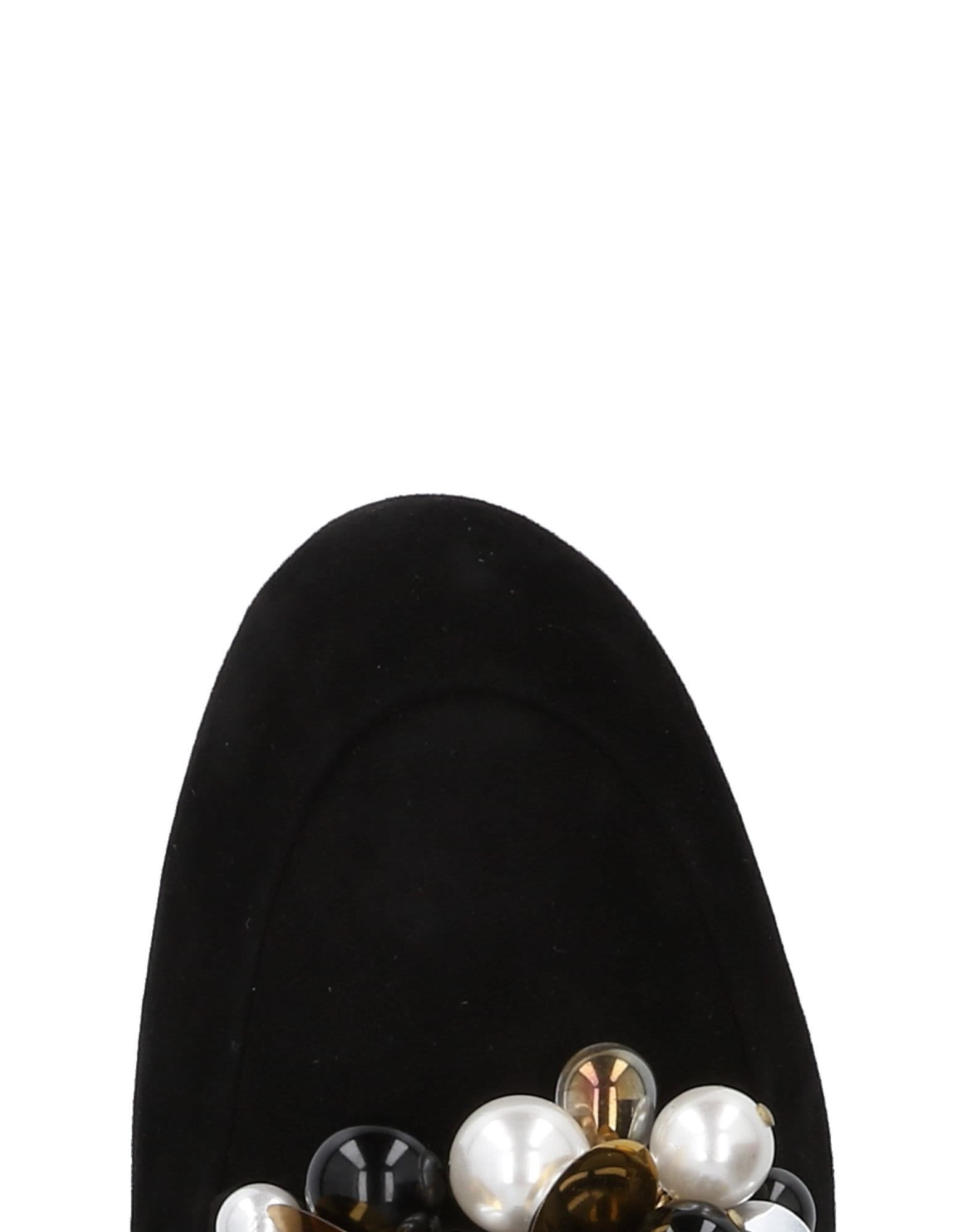 Lanvin Mokassins aussehende Damen  11473422EIGünstige gut aussehende Mokassins Schuhe ff6baa