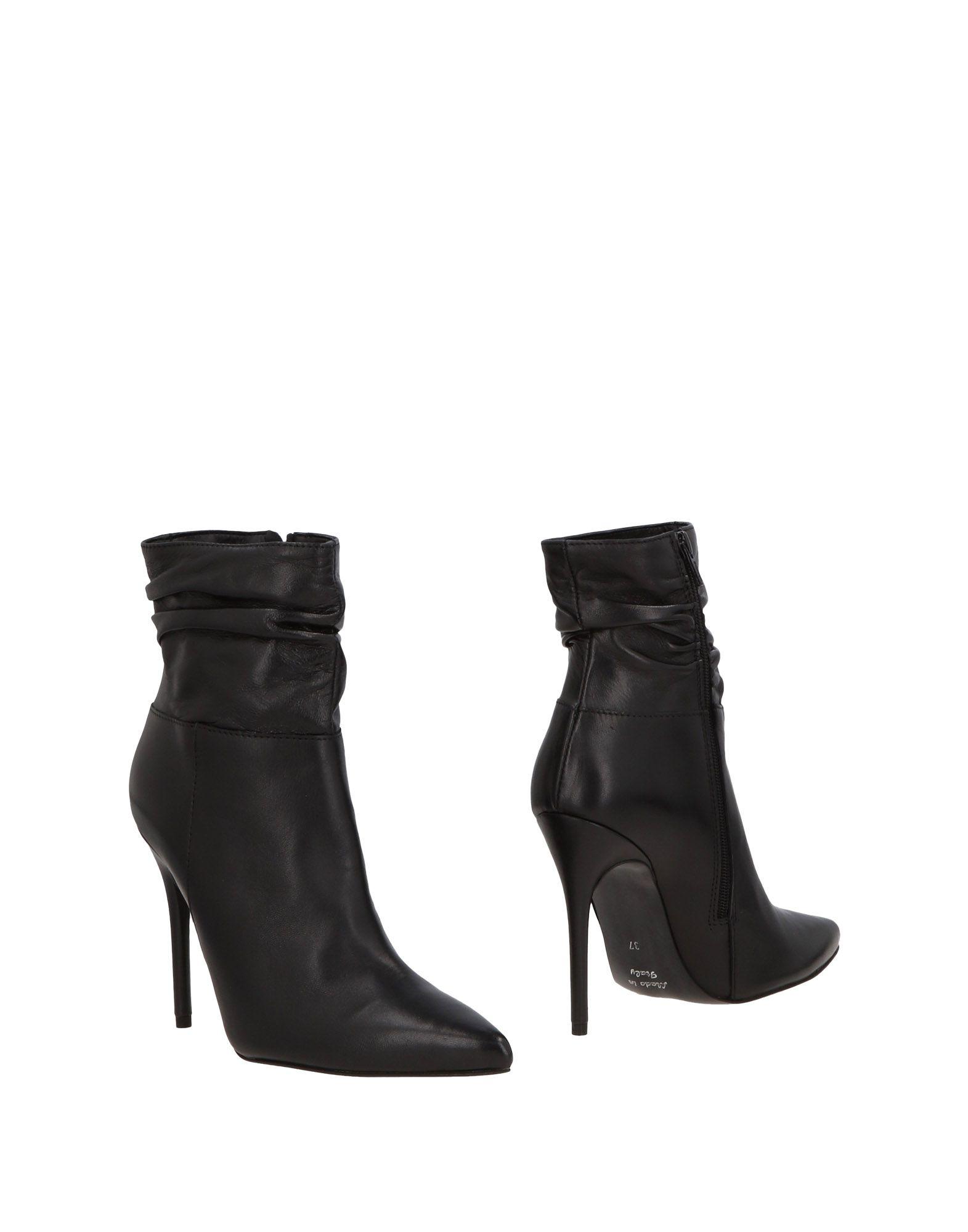 Gut um Stiefelette billige Schuhe zu tragenNila & Nila Stiefelette um Damen  11473462OS 67ef15