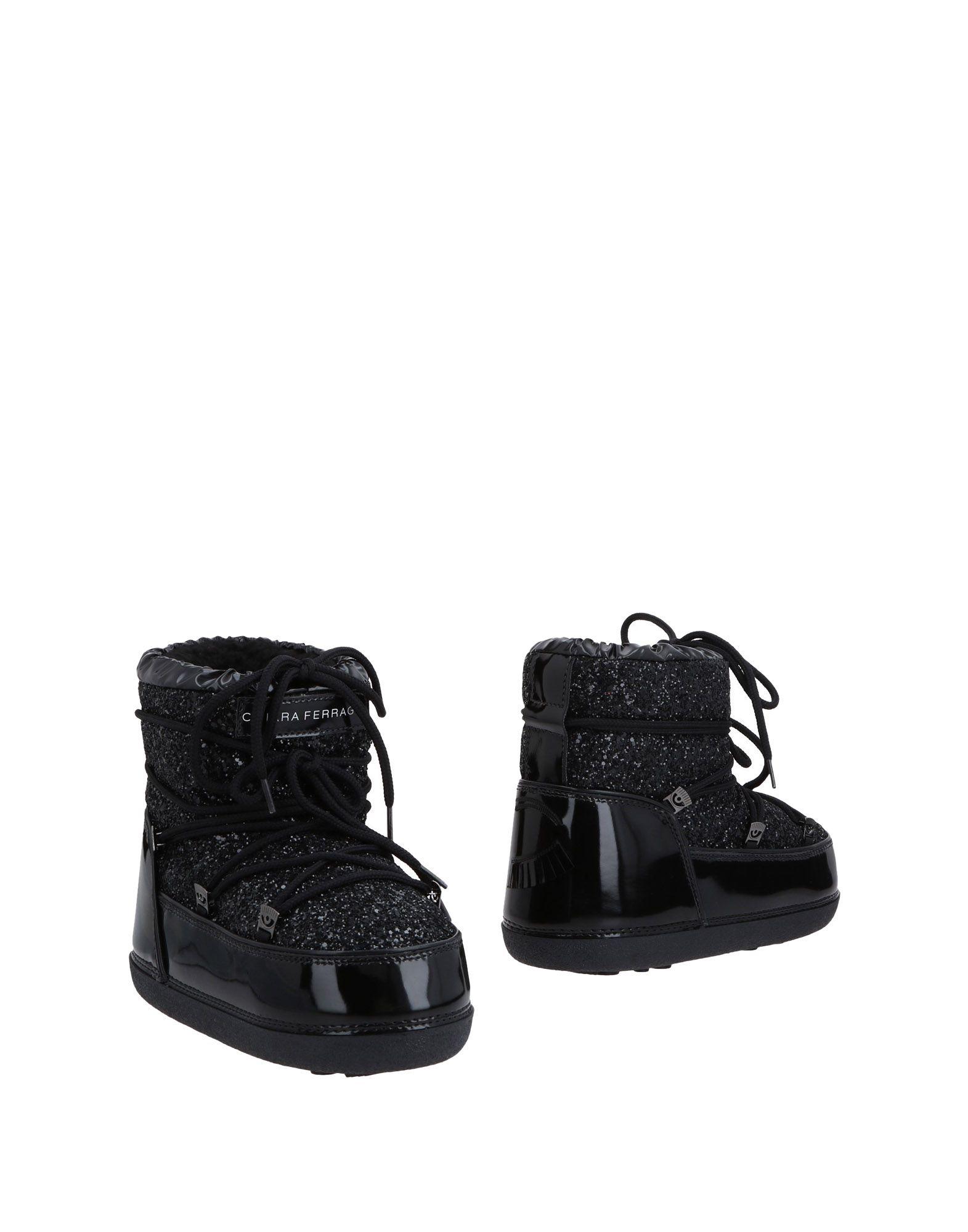 Stilvolle billige Schuhe Chiara Ferragni Stiefelette Damen  11473533MD