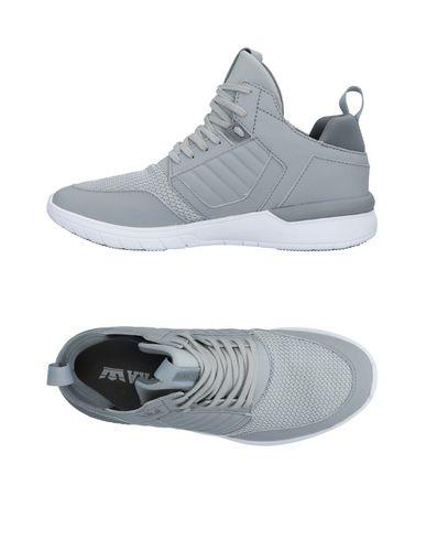 Zapatos con descuento Zapatillas Supra Hombre - Gris Zapatillas Supra - 11473596FL Gris - perla 149616