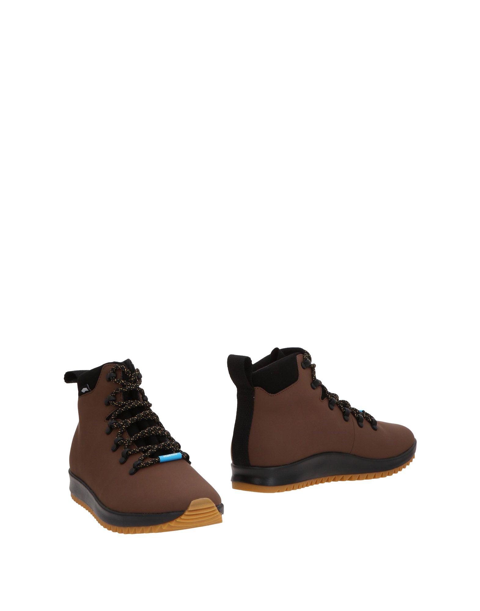 Rabatt echte Schuhe Herren Native Stiefelette Herren Schuhe  11473610MX 07af2b