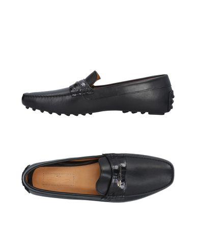Zapatos con descuento Mocasín Santoni Hombre - Mocasines Santoni - 11473628DR Negro