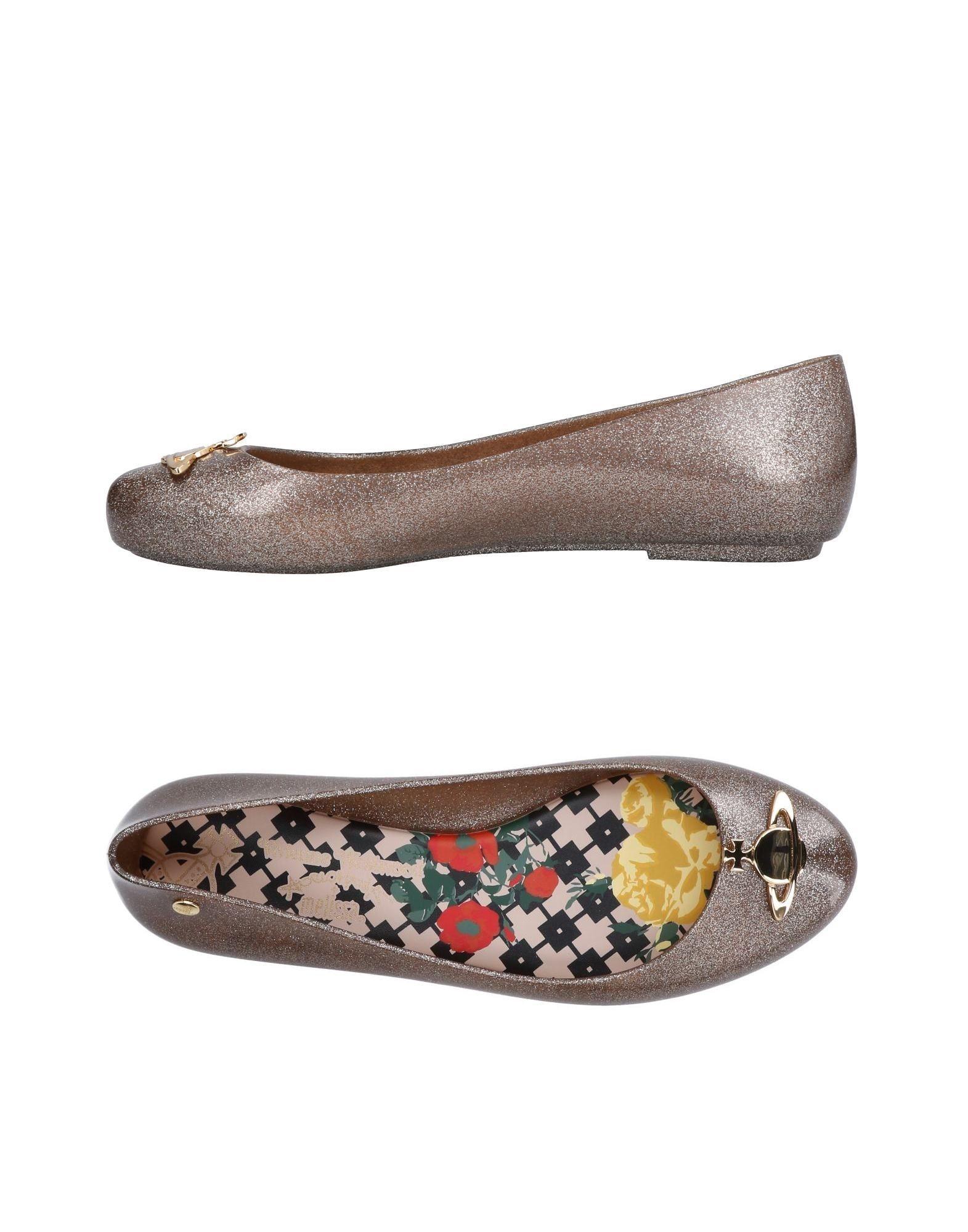 Vivienne Westwood Anglomania + Melissa Ballerinas Damen  11473641OL Gute Qualität beliebte Schuhe