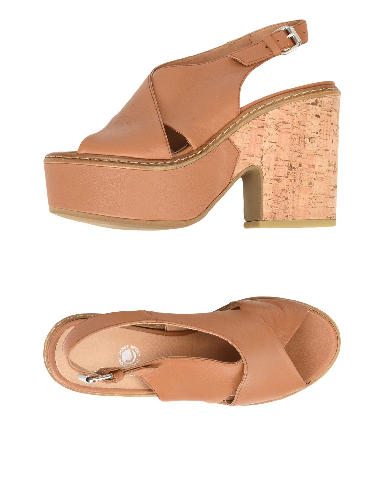 Janet Sport Sandalen Damen  11473643XX Gute Qualität beliebte Schuhe