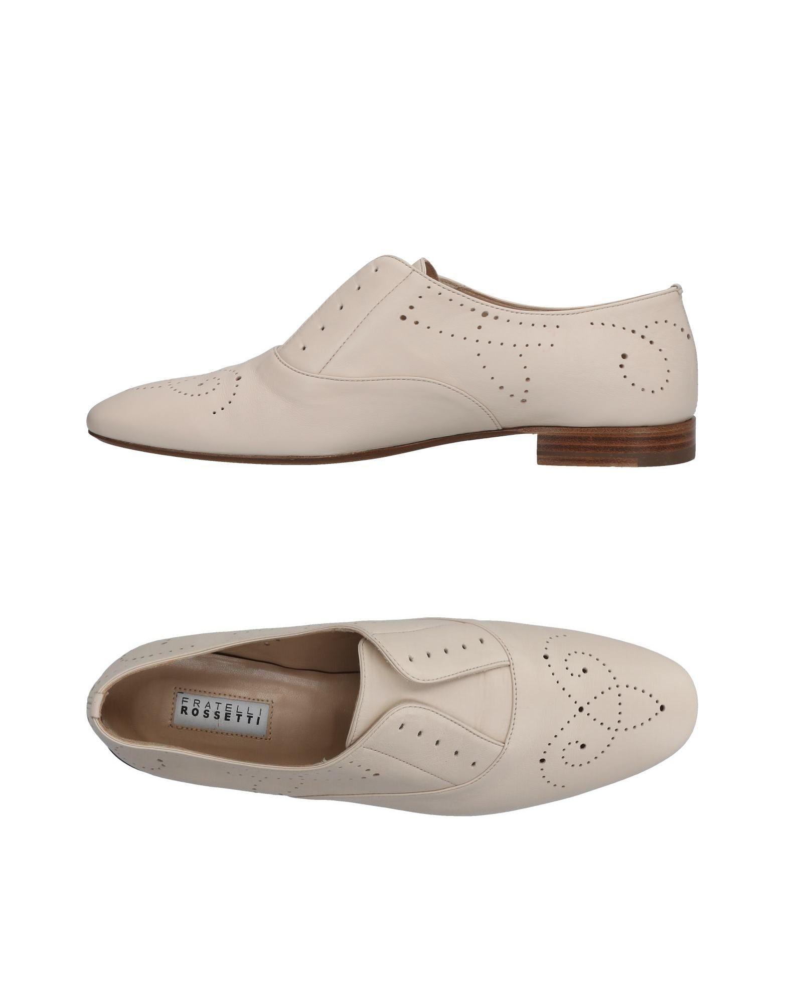 Rabatt Schuhe Fratelli Rossetti Mokassins Damen  11473645FL