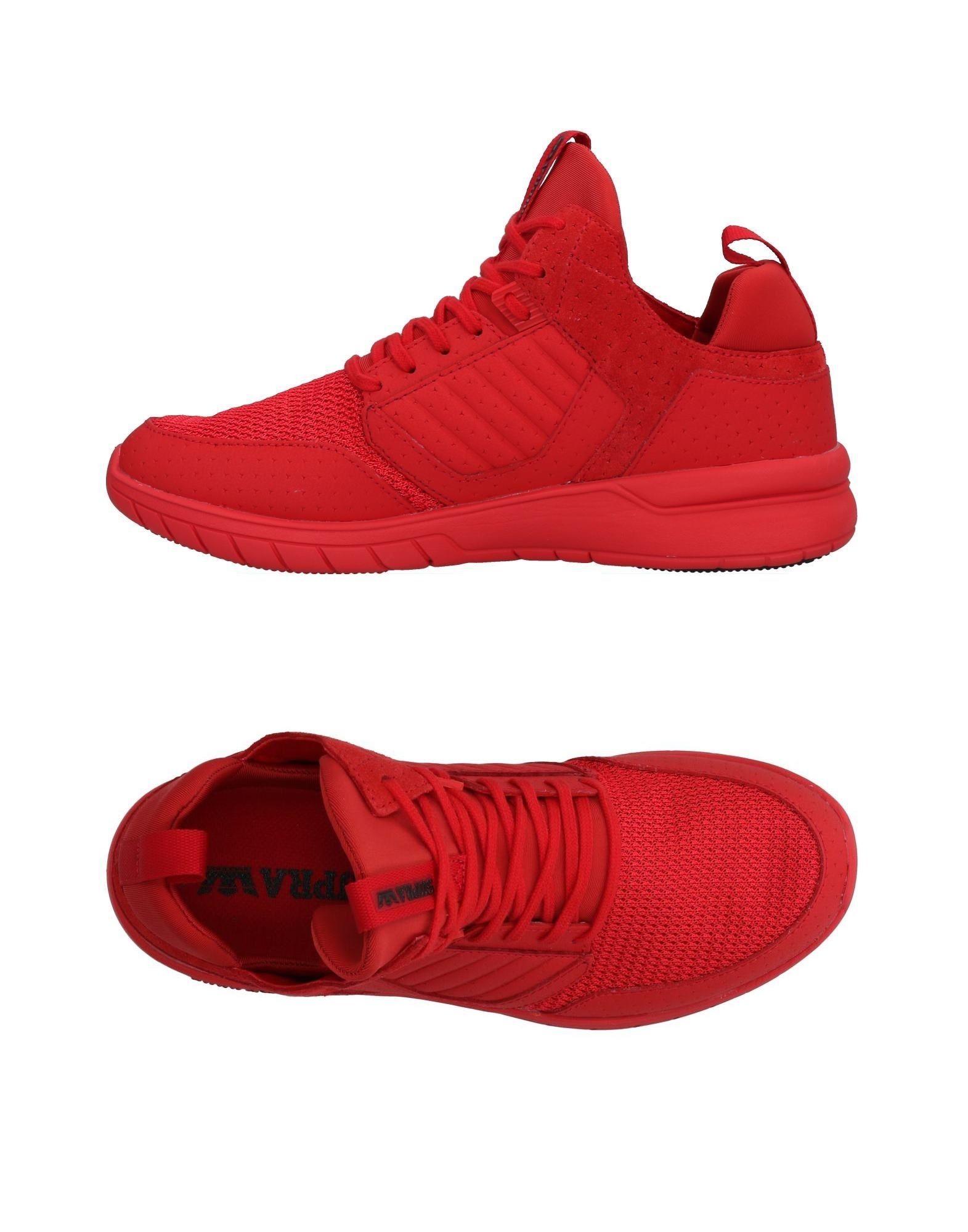 Rabatt echte Schuhe Supra Sneakers Herren  11473646HK