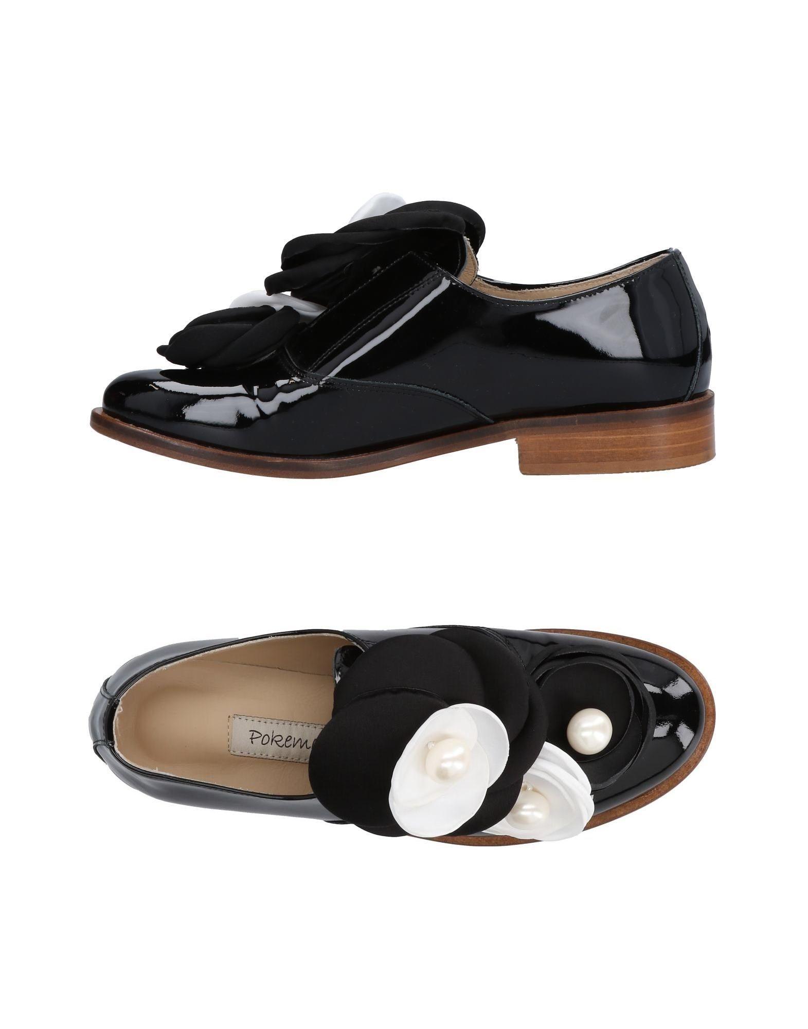Pokemaoke Mokassins Damen  11473659ILGut aussehende strapazierfähige Schuhe