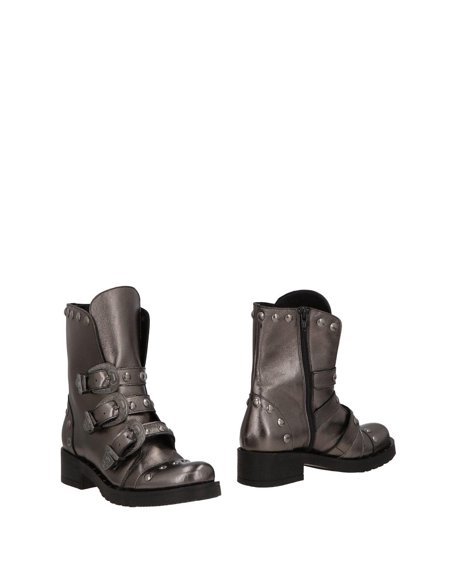 Bottine Nila & Nila Femme - Bottines Nila & Nila Plomb Les chaussures les plus populaires pour les hommes et les femmes