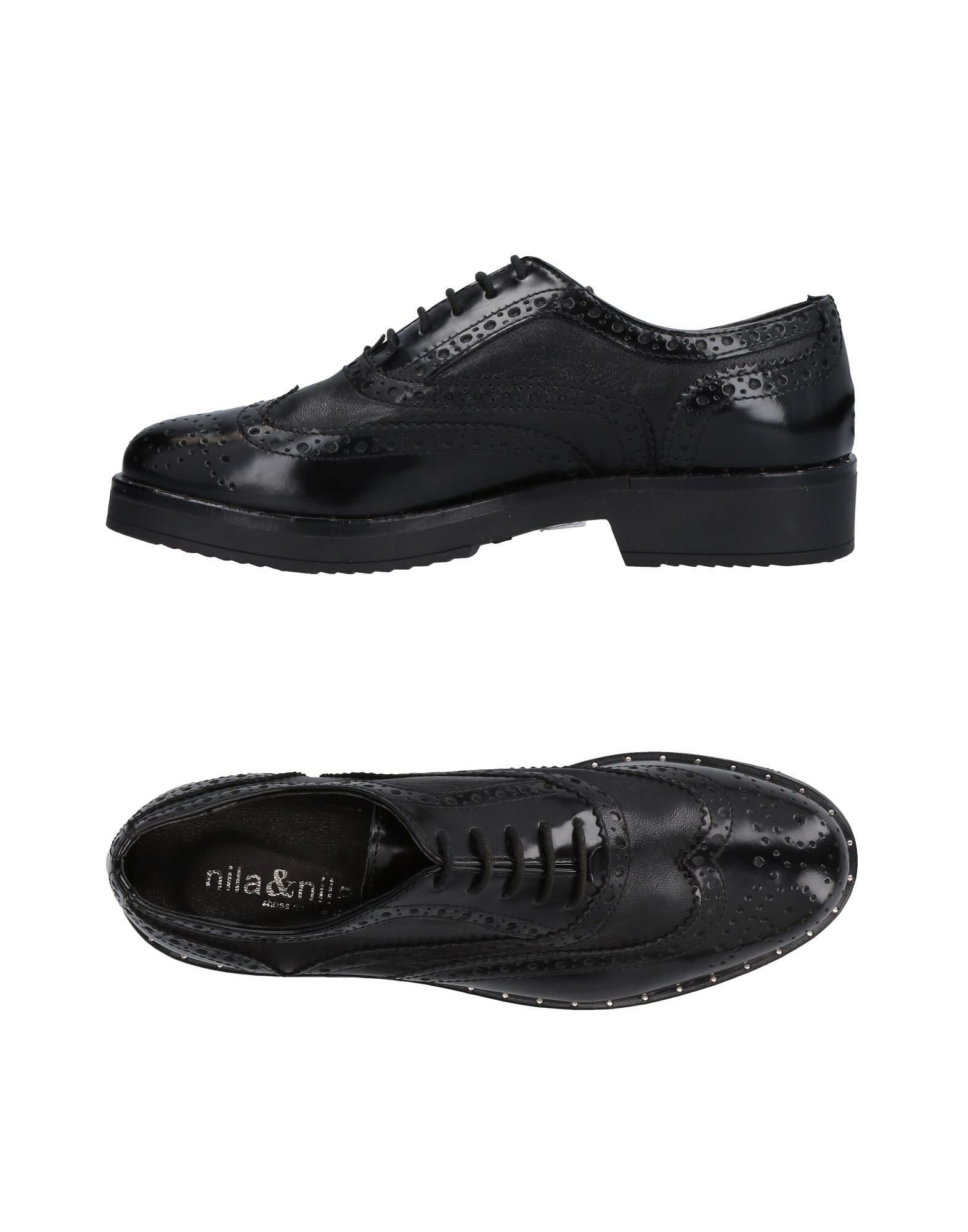 Gut um billige Schuhe zu tragenNila & Nila Schnürschuhe Damen  11473721SD