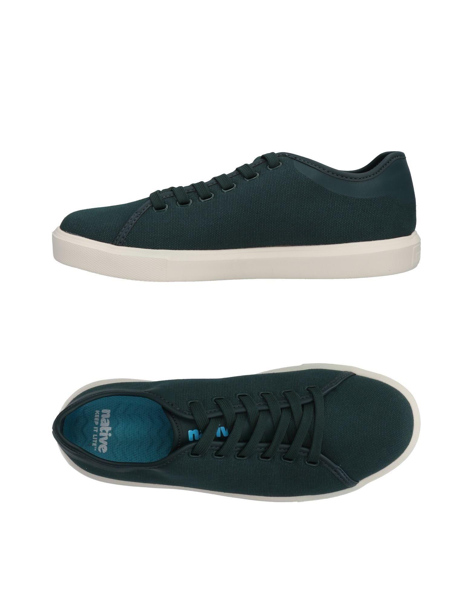 Rabatt echte Schuhe Native Sneakers Herren  11473739GV