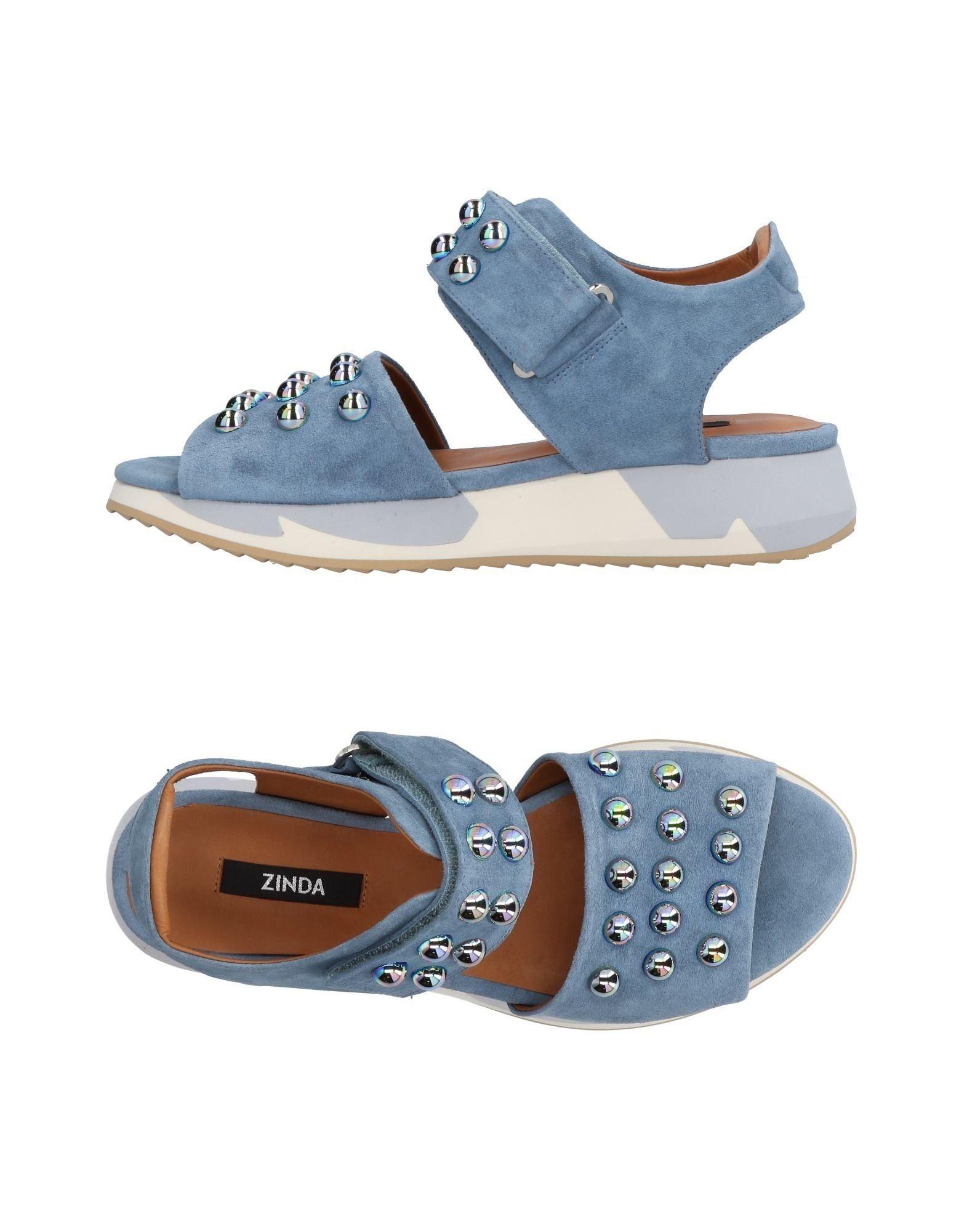 Gut um billige Schuhe zu tragenZinda Sandalen Damen  11473741UO