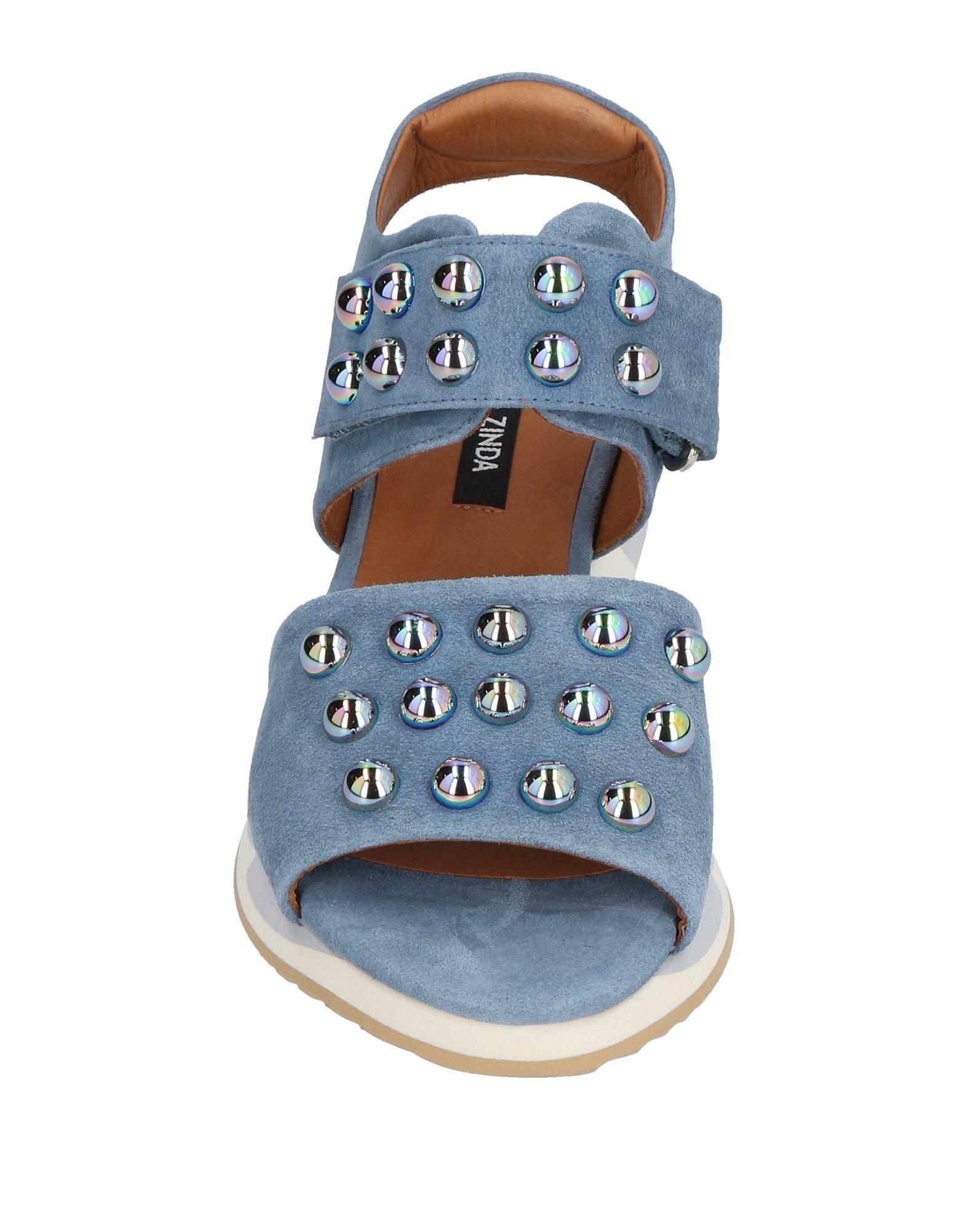 Zinda Heiße Sandalen Damen  11473741UO Heiße Zinda Schuhe bbceb7
