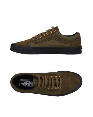 Zapatos con descuento Zapatillas Vans Hombre - Zapatillas Vans - 11473801DE Verde militar