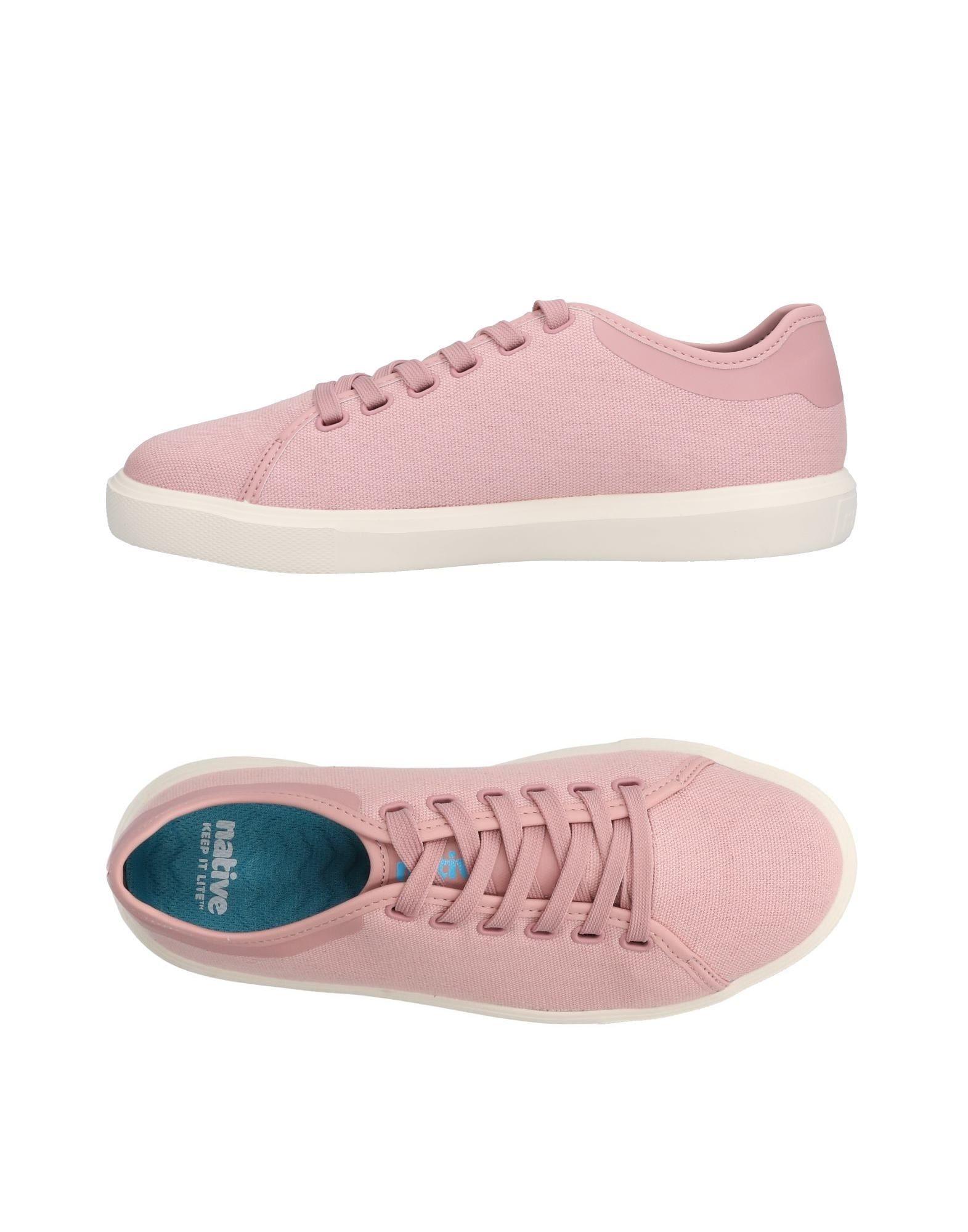Baskets Native Femme - Baskets Native Rose Nouvelles chaussures pour hommes et femmes, remise limitée dans le temps