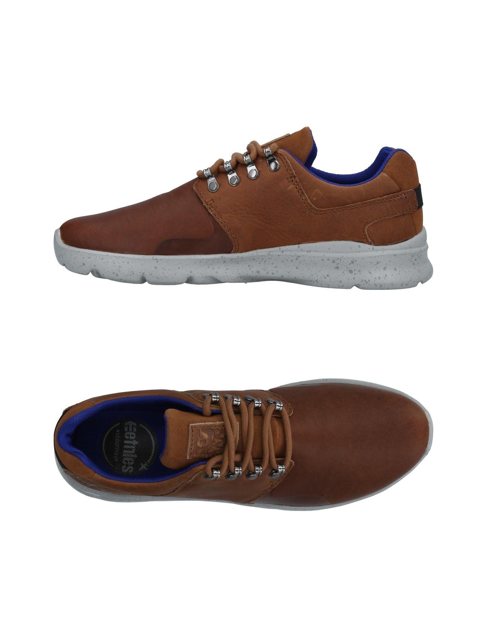 Sneakers Etnies Homme - Sneakers Etnies  Marron Nouvelles chaussures pour hommes et femmes, remise limitée dans le temps