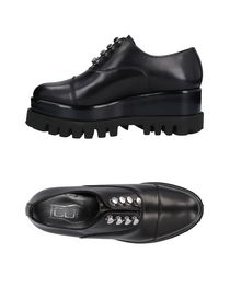 Femme Chaussures Lacets À Yoox Promotions Uqw6Tqx
