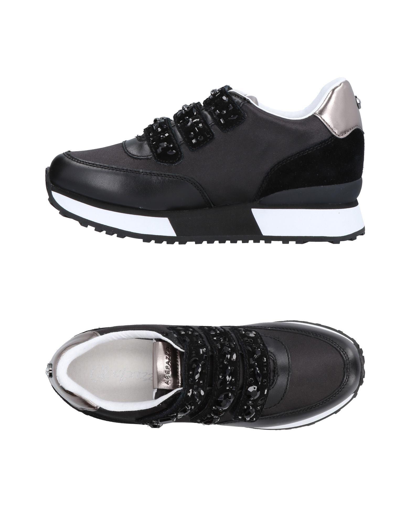Zapatillas Mujer Apepazza Mujer Zapatillas - Zapatillas Apepazza  Negro 64a64e