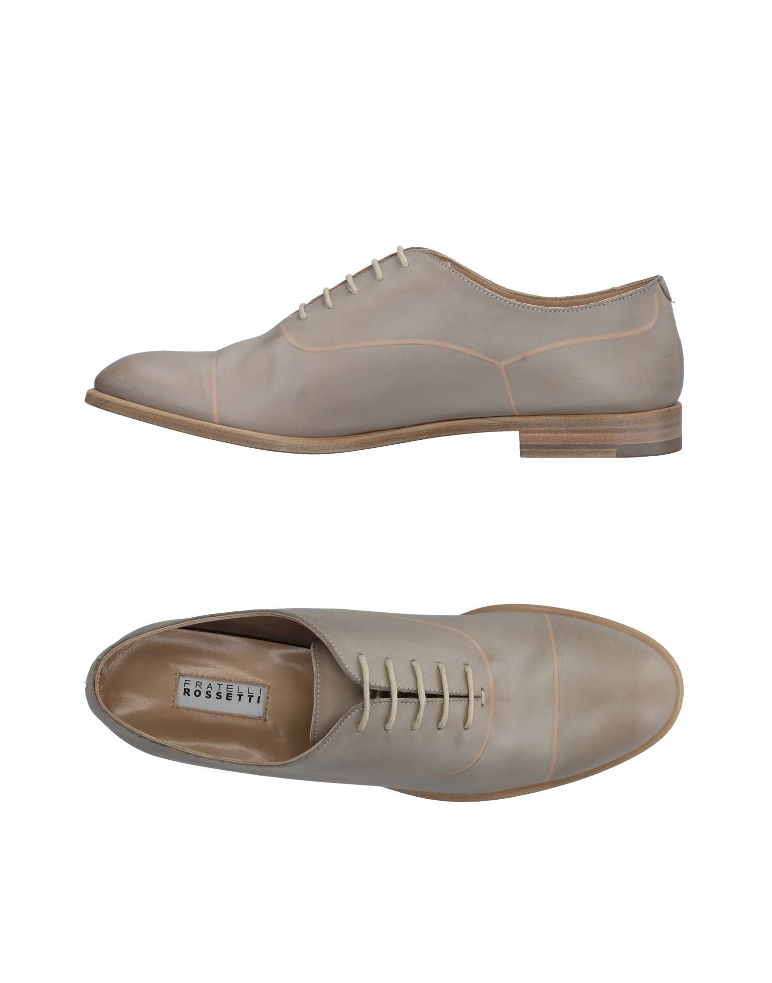 Rabatt Schuhe Fratelli Rossetti Schnürschuhe Damen  11473991TP