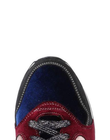 Donna Primabase Scuro Blu Sneakers Scarpe