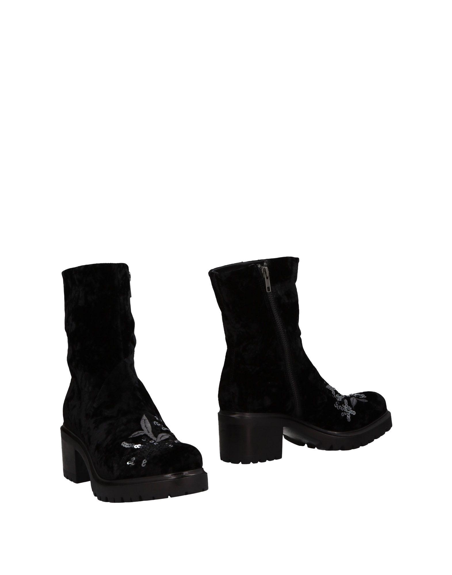 Alexander Hotto Stiefelette Damen  11474033RUGut aussehende strapazierfähige Schuhe