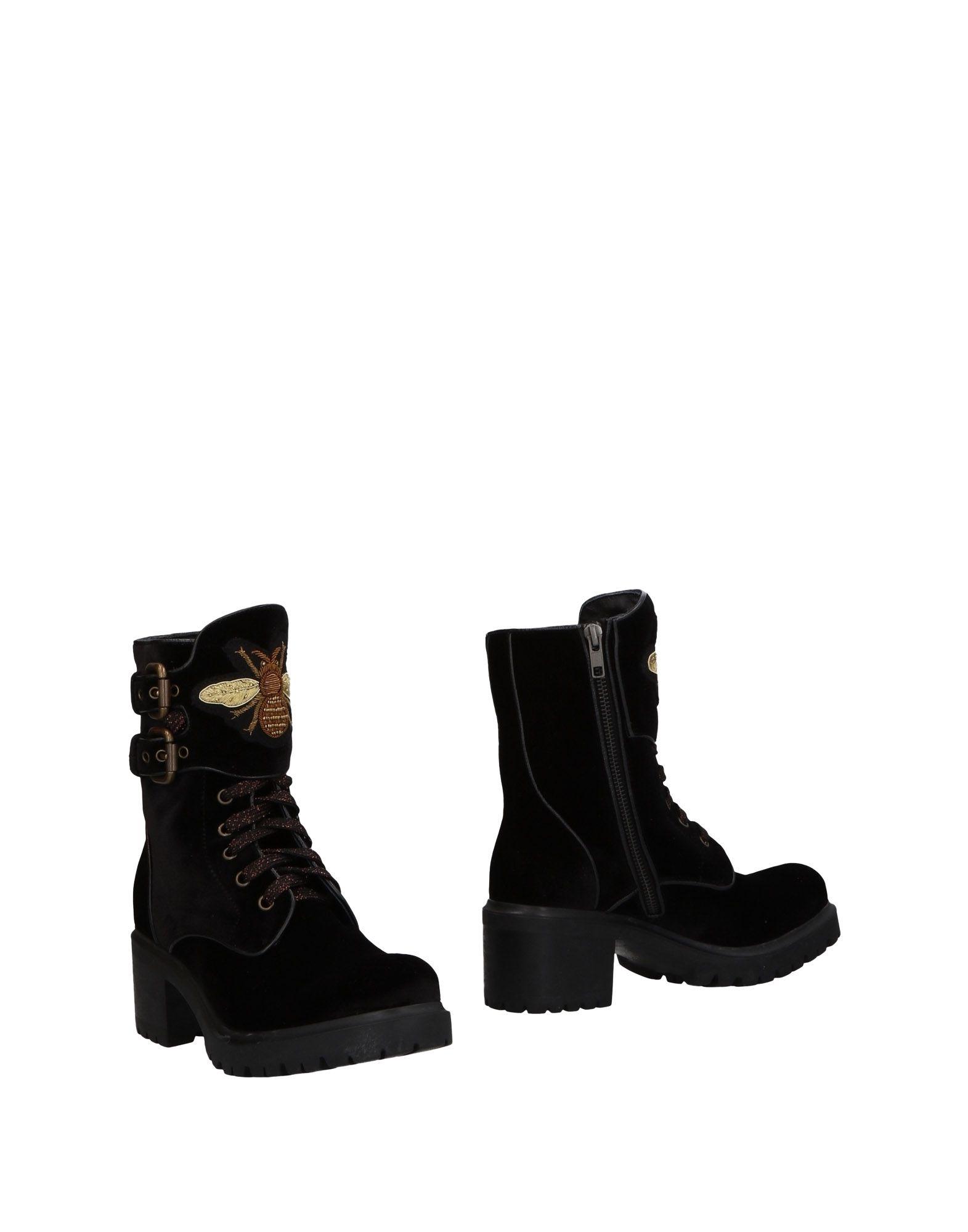 Alexander Hotto Stiefelette Damen aussehende  11474072PVGut aussehende Damen strapazierfähige Schuhe 0e9e7d
