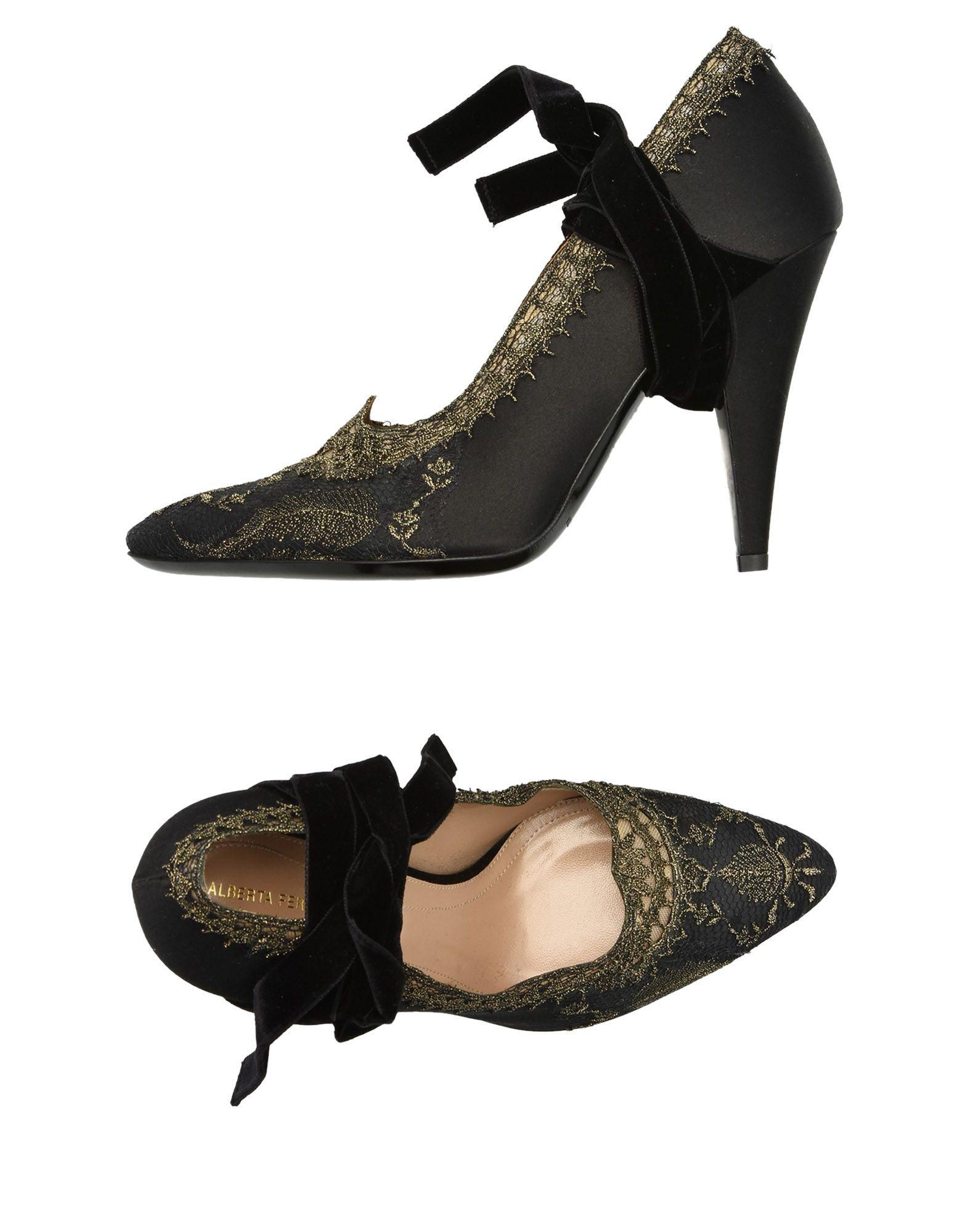 Rabatt Schuhe Alberta Ferretti Pumps Damen  11474107DV
