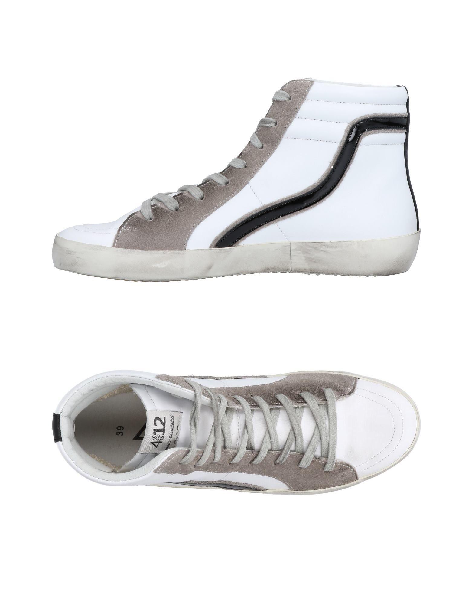 Quattrobarradodici Gute Sneakers Damen  11474145CW Gute Quattrobarradodici Qualität beliebte Schuhe 8ca13d