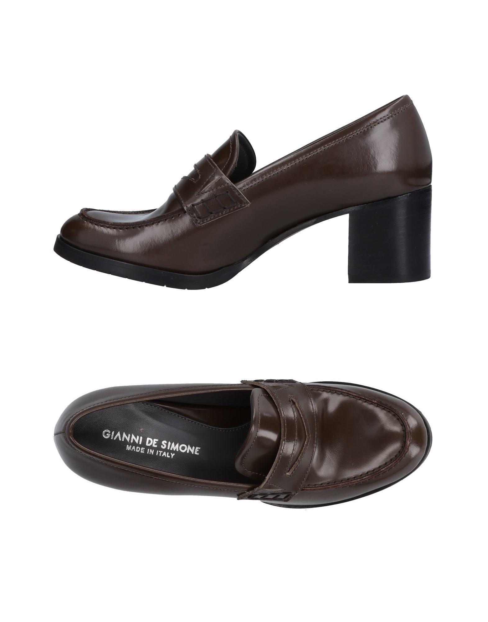 Gianni De Simone Mokassins Damen  11474203BM Gute Qualität beliebte Schuhe