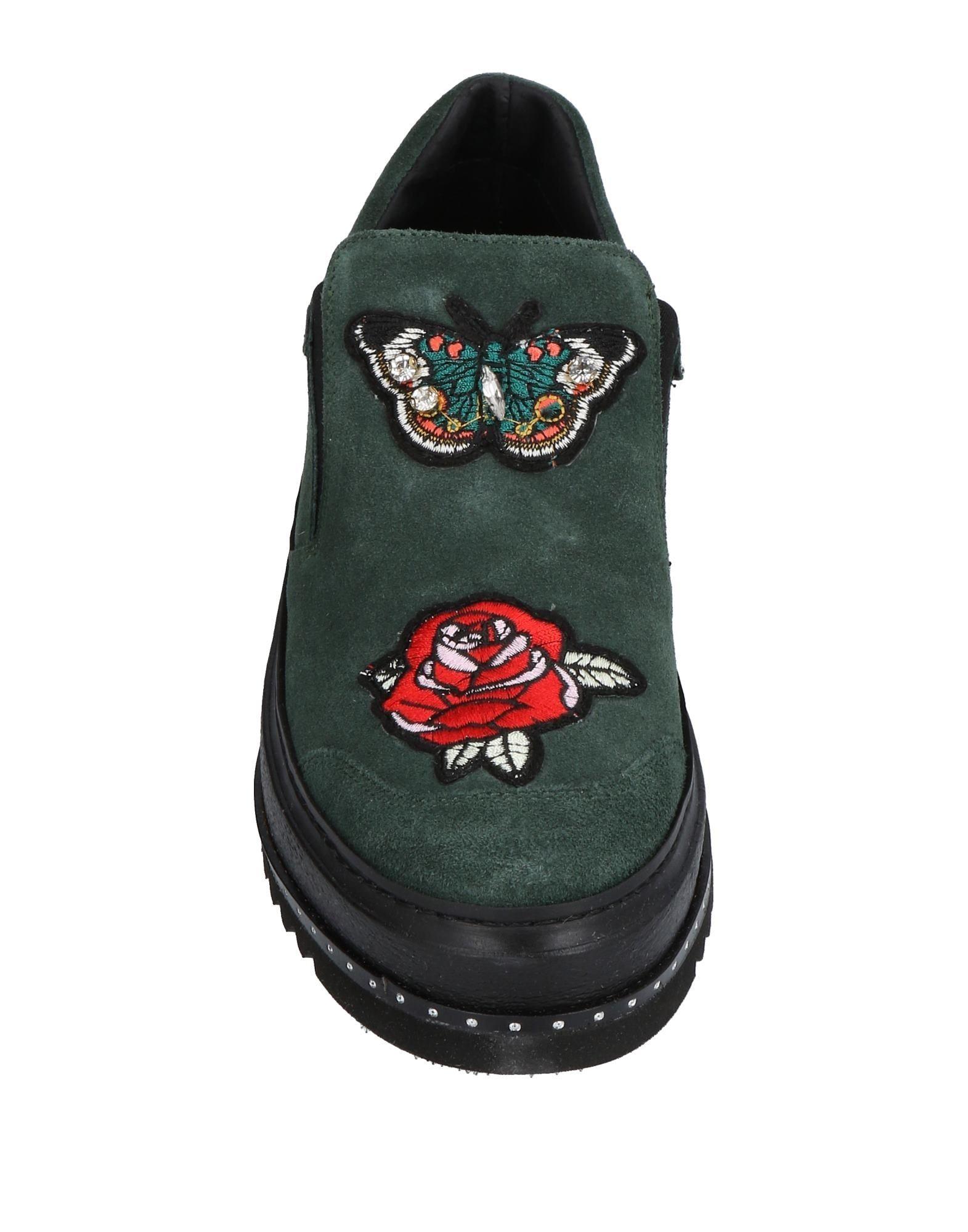 Gut um & billige Schuhe zu tragenNila & um Nila Sneakers Damen  11474210LD eb560a