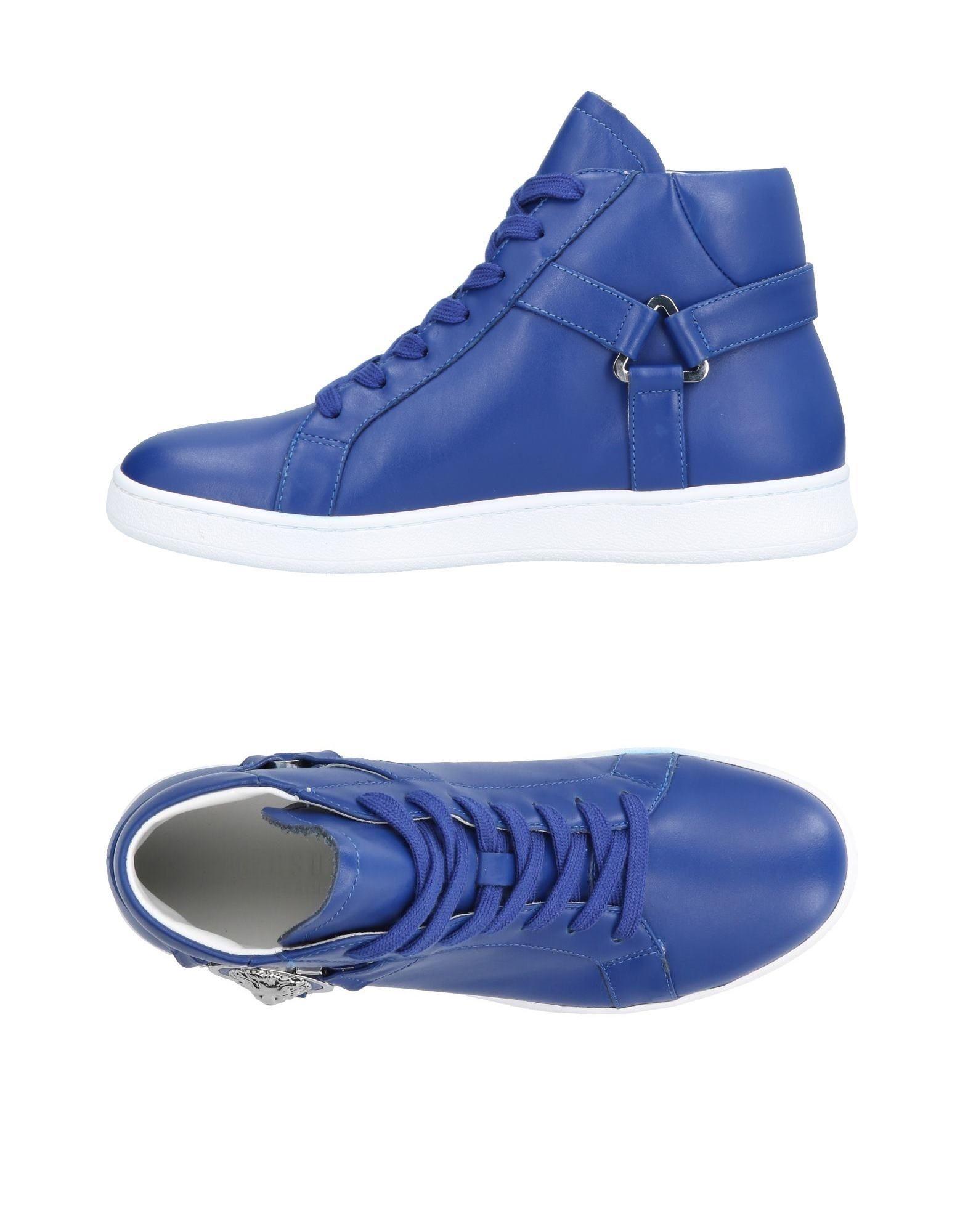 Baskets Baskets Versus Versace Femme - Baskets Baskets Versus Versace Bleu Les chaussures les plus populaires pour les hommes et les femmes a3ce85