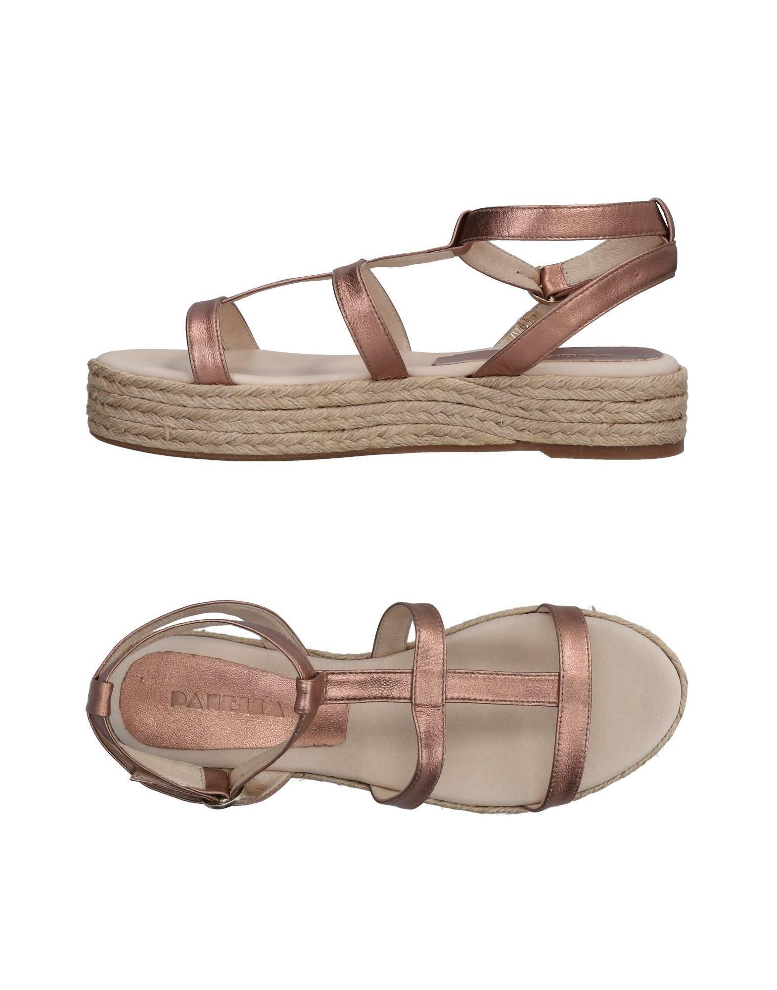 Günstige und modische Schuhe Panella Sandalen Damen  11474263TR