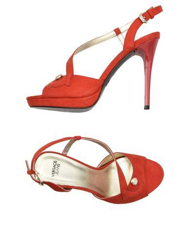 Los últimos zapatos de descuento para hombres y Mujer mujeres Sandalia Versace Jeans Mujer y - Sandalias Versace Jeans - 11474306KG Rojo eee48a