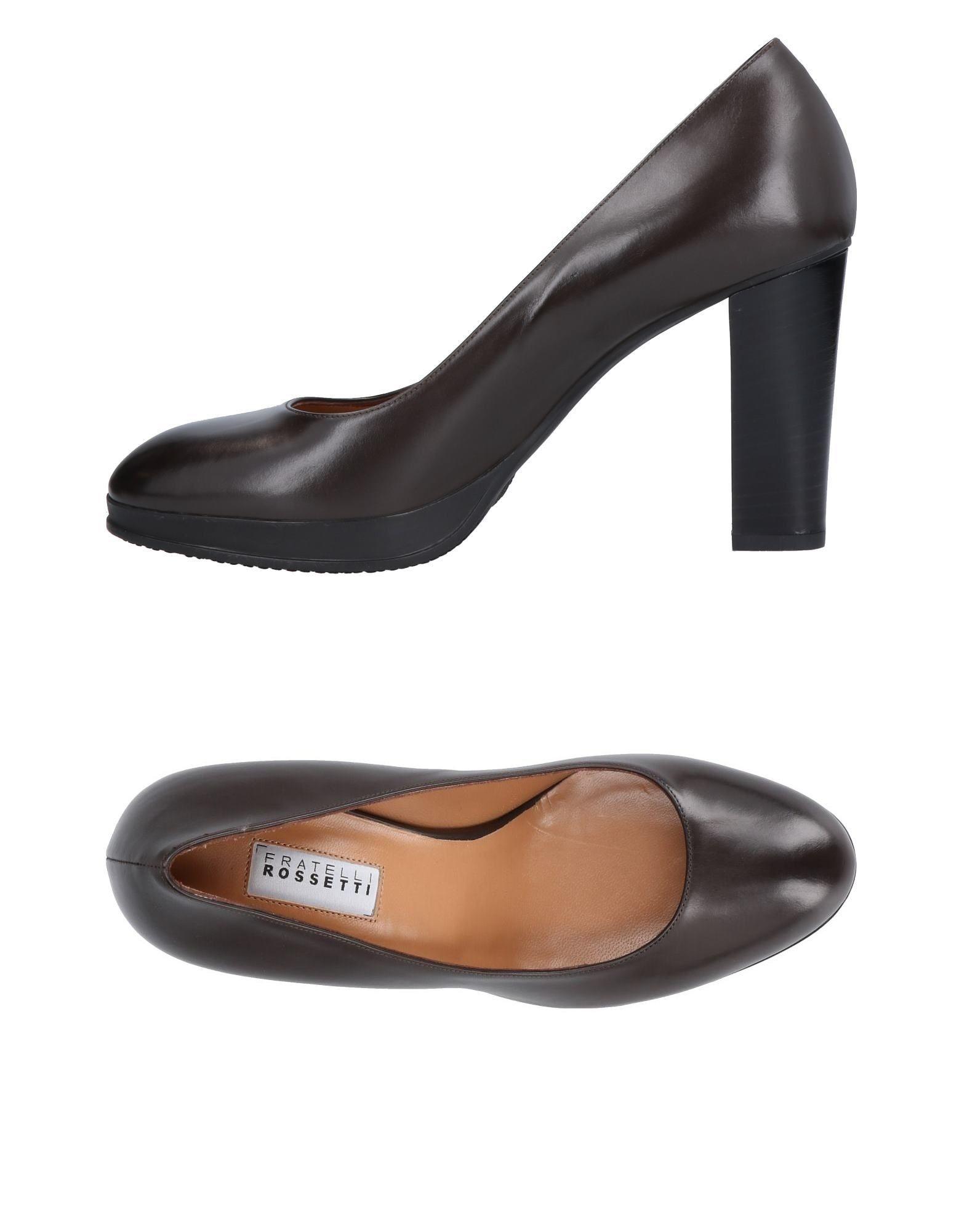 Fratelli Rossetti Pumps Damen  11474336KQGut aussehende strapazierfähige Schuhe
