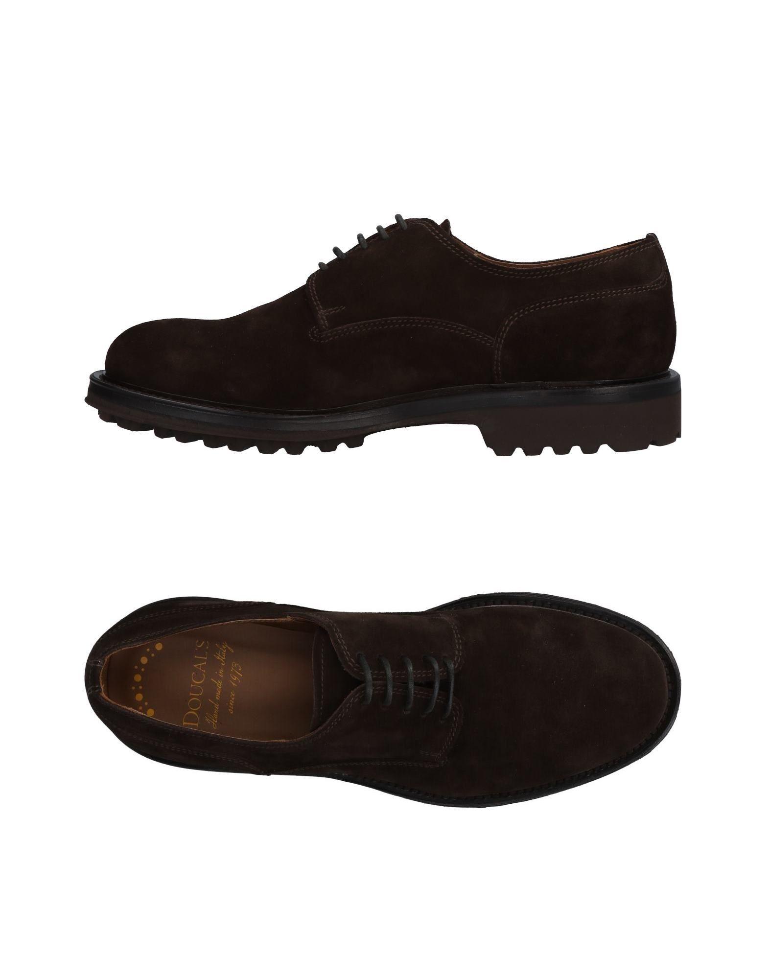 Günstige und modische Schuhe Doucal's Schnürschuhe Herren  11474352FT